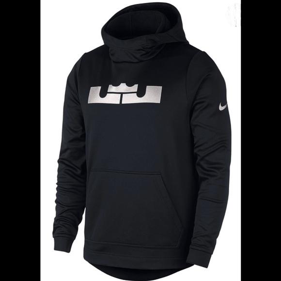 Nike Lbj Lebron James Pullover Hoodie